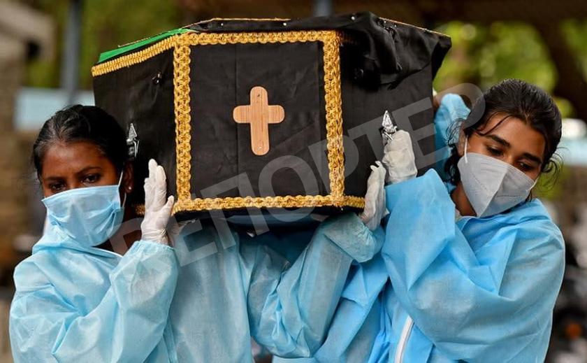 «Черная плесень»: в Индии у COVIDных пациентов массово диагностируют жуткое смертельно заболевание