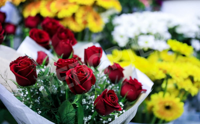 Недешевая красота. В Украине увеличена пошлина на ввоз импортной розы