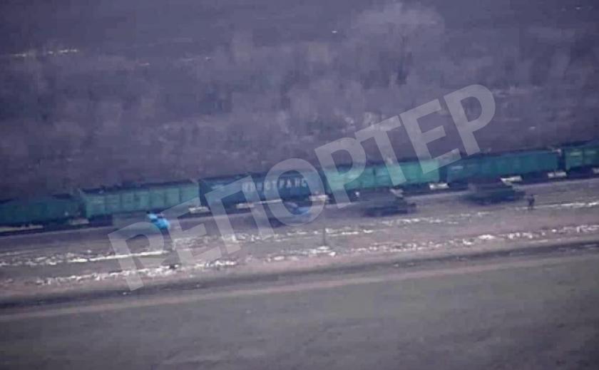 ГБР разоблачило банду, расхищавшую уголь из грузовых вагонов «Укрзализныци» в Запорожской и Днепропетровской областях
