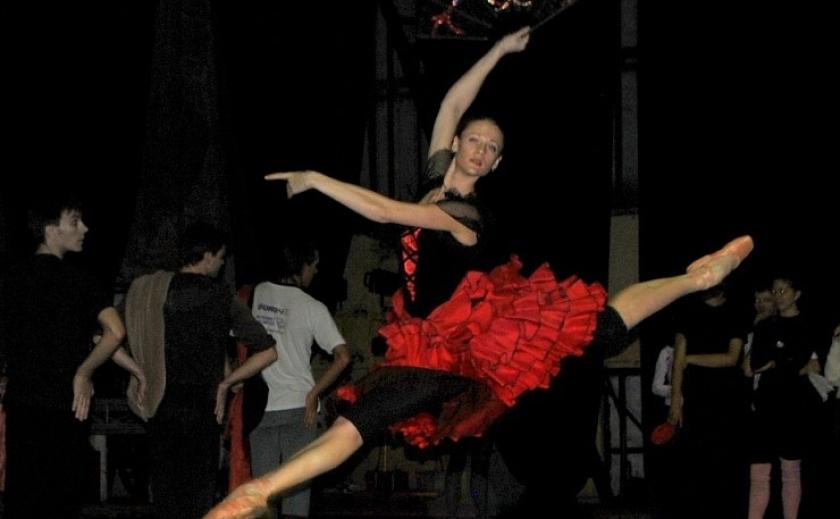 Антивирус. Днепровская балерина советует, как держать себя в тонусе