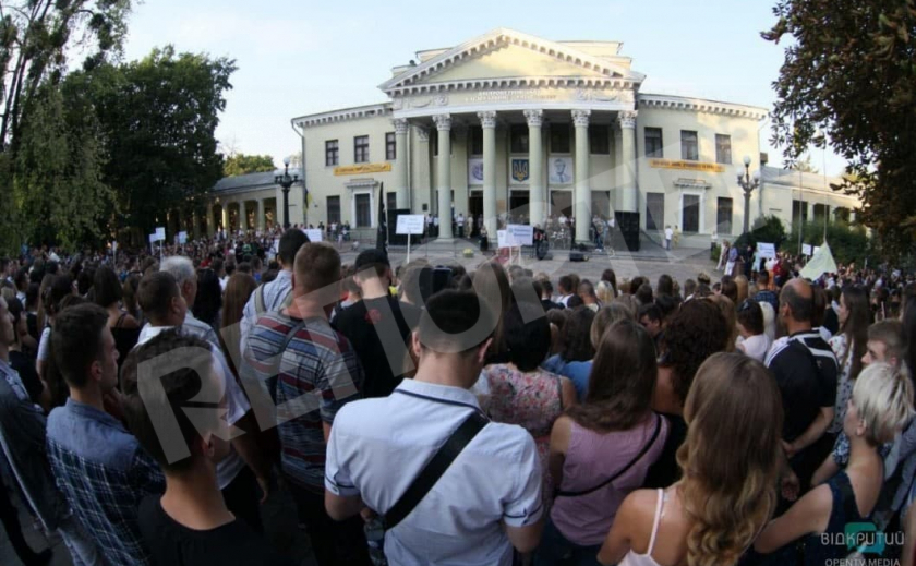 На ярмарке профессий «Dnipro education city» в Днепре можно будет пообщаться с ректорами ВУЗов