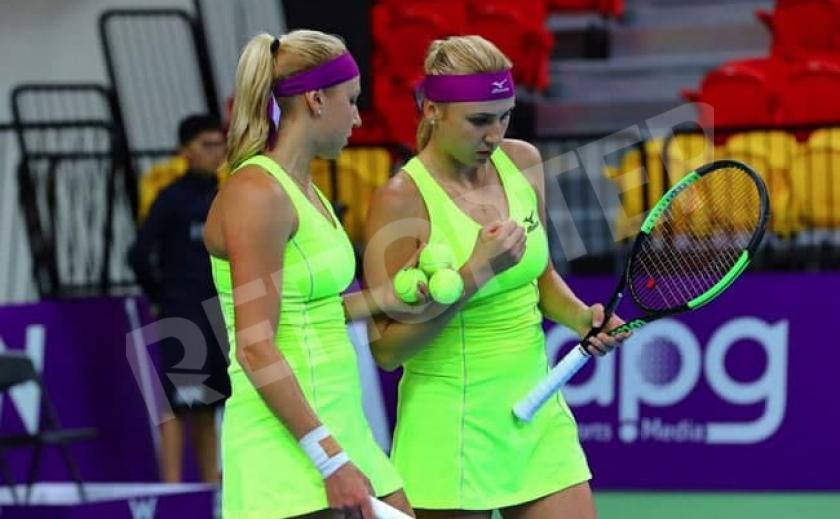 Теннисистки Людмила и Надежда Киченок из Днепра получили лицензии на Олимпиаду в Токио