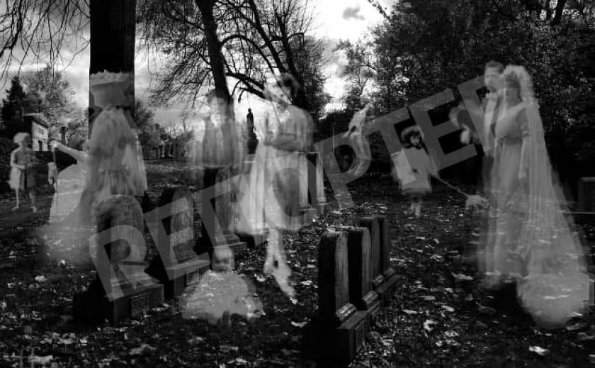 Количество ограничено: днепрян приглашают на кладбище