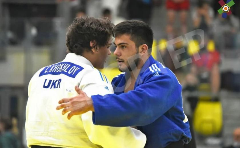 Дзюдоисты из Днепра взяли «серебро» и «бронзу» на Кубке Европы U18