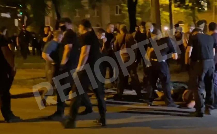 Избиение журналистов Муниципальной вартой Филатова в Днепре осудили в Совете при Президенте Украины