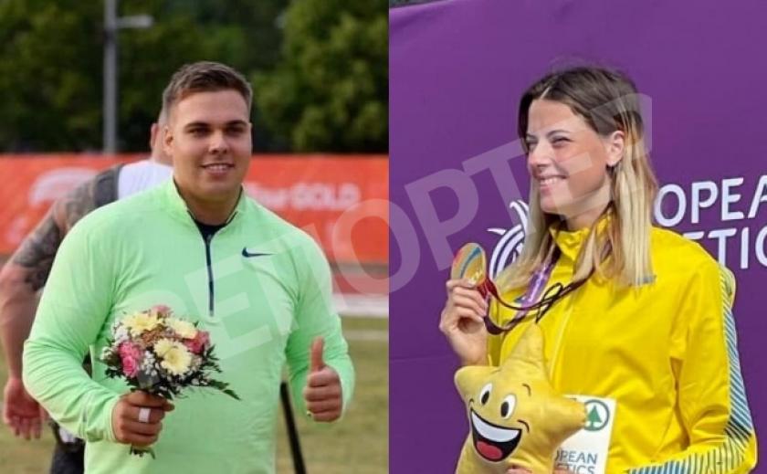 Легкоатлеты Магучих и Кохан из Днепра выиграли молодежный Чемпионат Европы