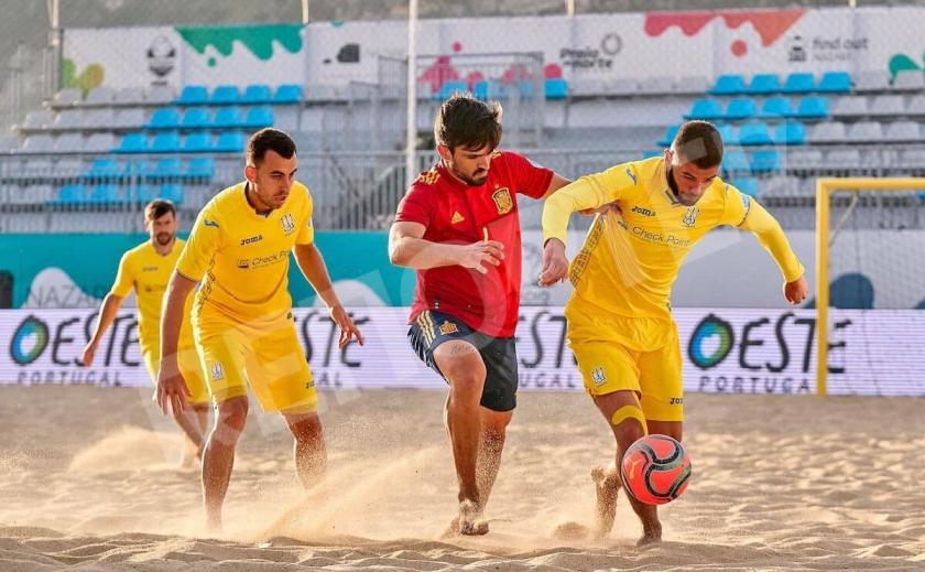 В Днепре может пройти финал Чемпионата мира по пляжному футболу