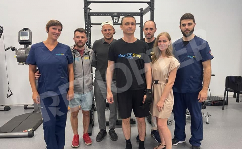 Экс-футболист «Днепра» и волонтер Роман Зозуля шокирован реабилитацией военнослужащих в Украине