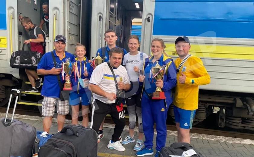 Юные боксеры Днепропетровщины завоевали 4 медали на Чемпионате Европы в Грузии