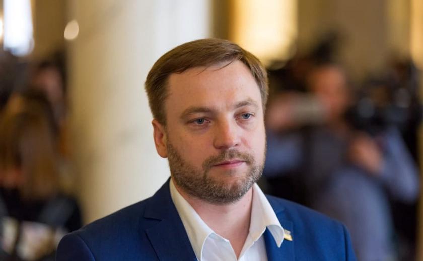 Официально: Денис Монастырский - новый министр МВД