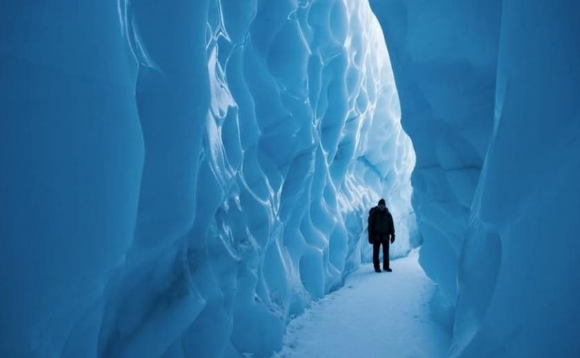 В ледниках обнаружили загадочные вирусы нечеловеческой природы