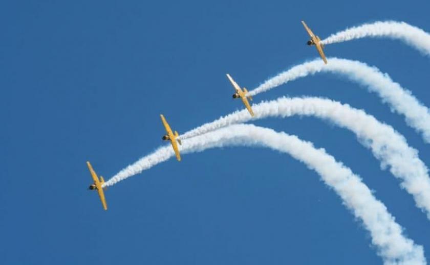 В Днепре пройдет выставка авиатехники и концерт группы «Гражданин Топинамбур»