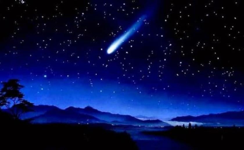 Появилось видео момента падения метеорита в Норвегии