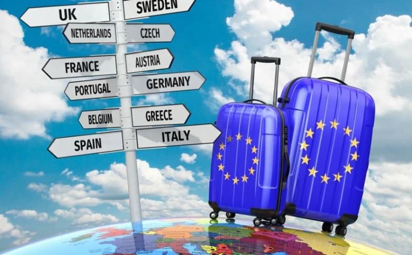 Стало известно, в какие страны ЕС могут поехать украинцы (Список)