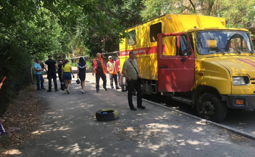 В Днепре коммунальщики мэра Филатова продолжают «туалетный шантаж» АНД суда
