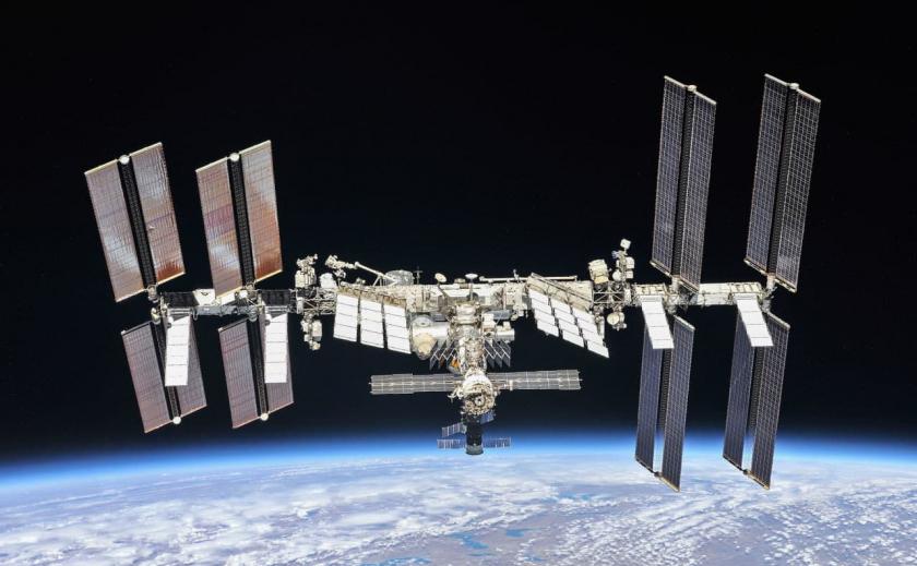 На МКС сфотографировали НЛО