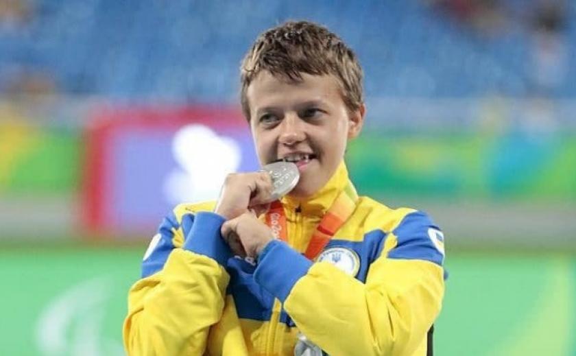 Зоя Овсий из Днепра завоевала «бронзу» в метании диска на Паралимпиаде-2020
