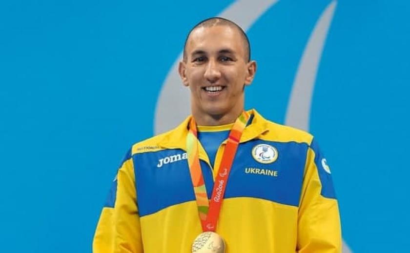 Денис Дубров из Днепра выиграл свою третью медаль на Паралимпиаде-2020