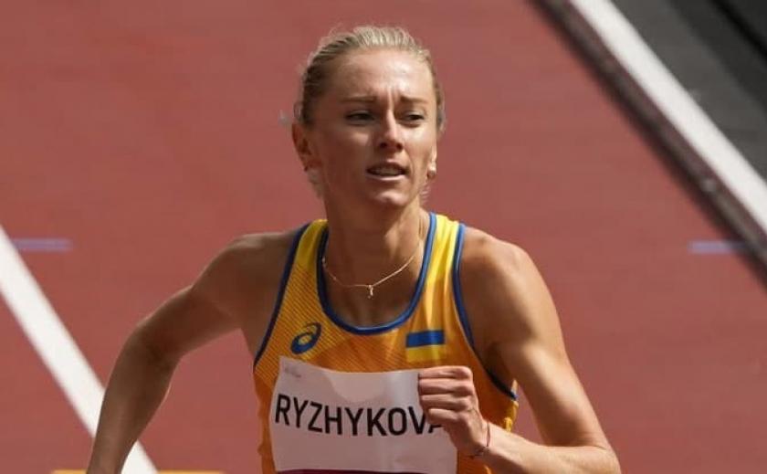 Анна Рыжикова из Днепра завоевала «бронзу» в финале «Бриллиантовой лиги»