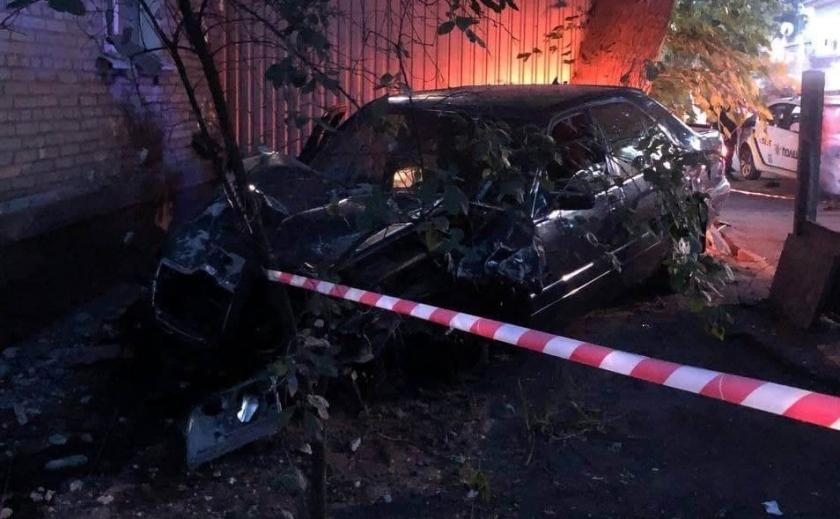 В Днепре пьяный водитель «Мерседеса» стал виновником ДТП, в котором пострадали люди – подробности