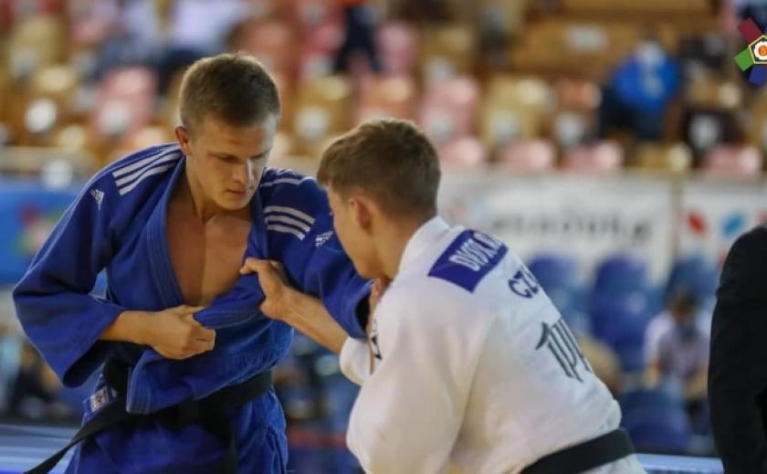 Дзюдоисты из Днепра взяли 2 «бронзы» на юниорском Чемпионате Европы