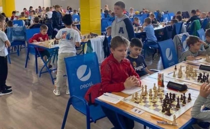 Миша Алексеенко из Днепра стал вице-чемпионом Украины по шахматам среди юношей до 10 лет