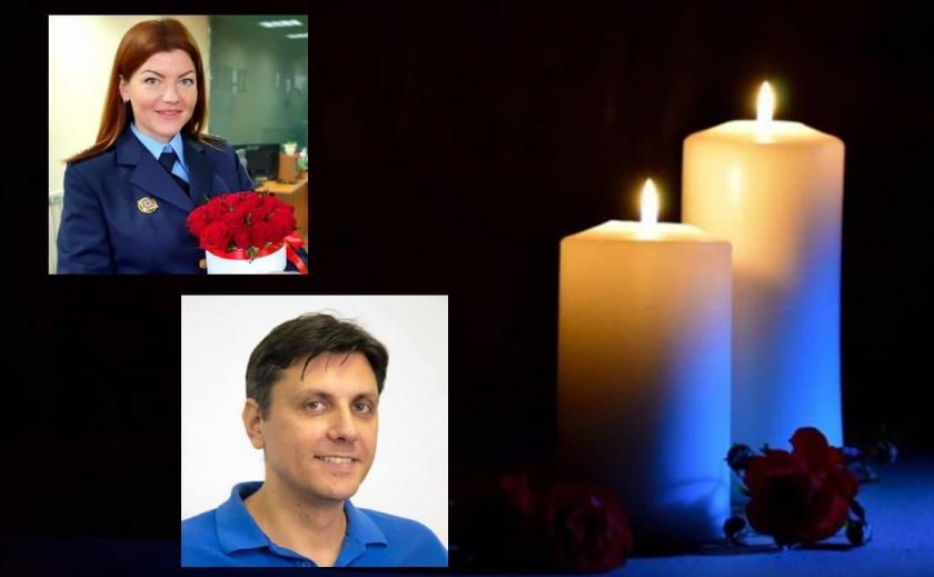 В Днепре во время взрыва автомобиля погибли начальница отдела связей со СМИ Дарья Гречищева и ветеран АТО Алексей Кавлак