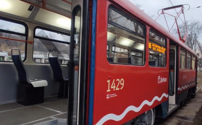 В Днепре появятся трамваи