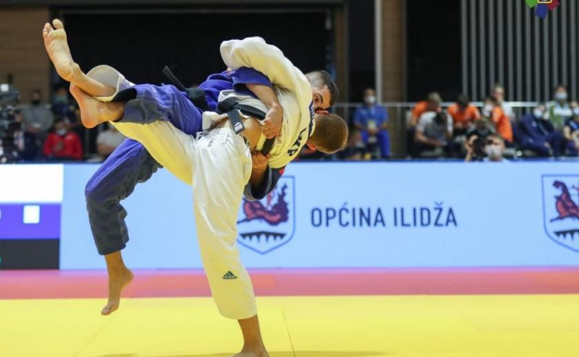 Дзюдоисты из Днепра стали бронзовыми призерами Кубка Европы в Боснии и Герцеговине