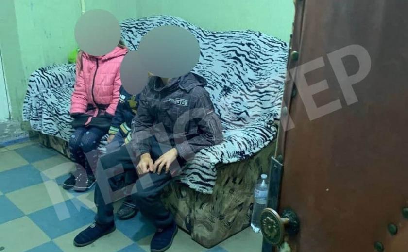 Папа пьяный - спит: в Днепре трое деток жили в антисанитарных условиях и не ходили в школу