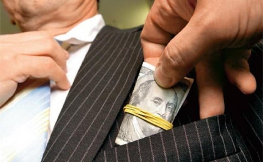 Днепропетровщина и Запорожье вошли в ТОП-3 областей с наибольшим ущербом от коррупции