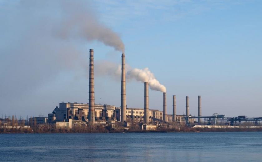 На Приднепровской ТЭС произошла авария: отключен энергоблок