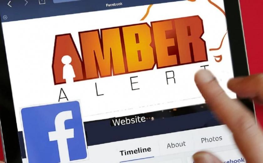 Нацполиция и Facebook запускают систему оповещения AMBER для помощи в розыске пропавших детей