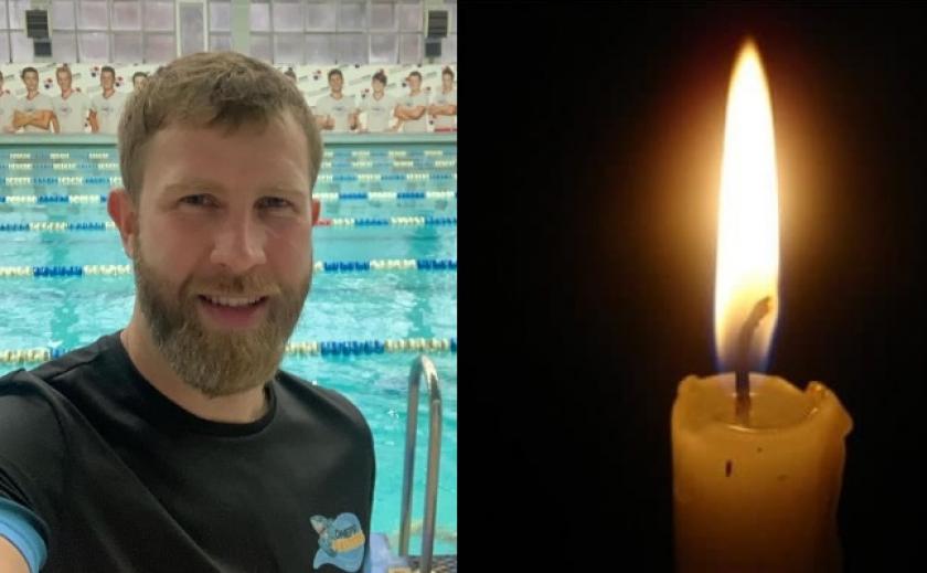 В Днепре умер тренер по плаванию Антон Кардаш