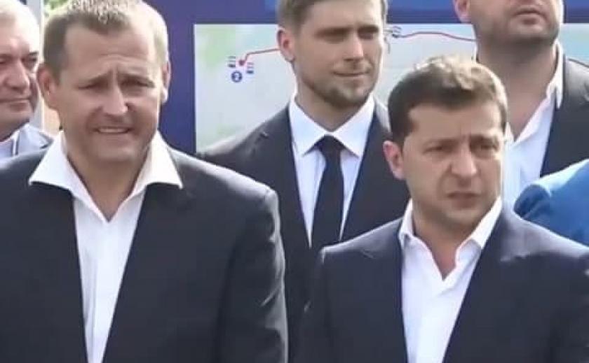 Центральный мост Днепра: мэр Борис Филатов проиграл пари Президенту и должен уйти в отставку