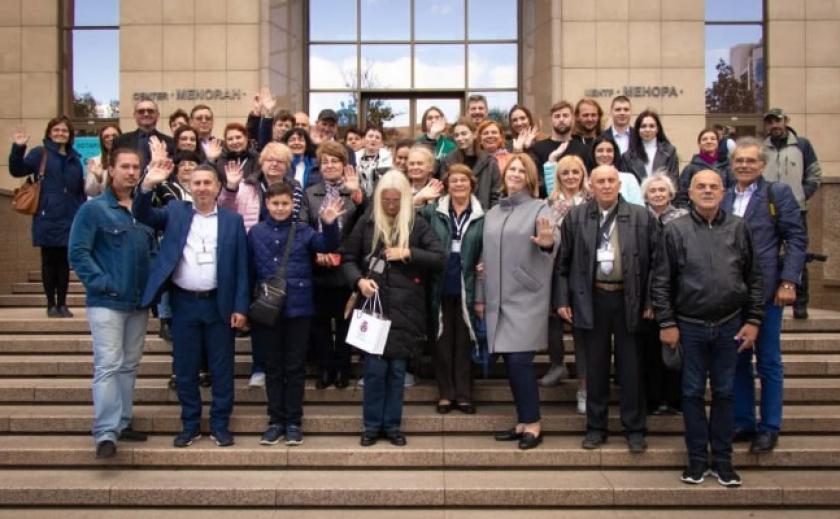 В Днепре впервые прошел Съезд потомков Праведников народов мира