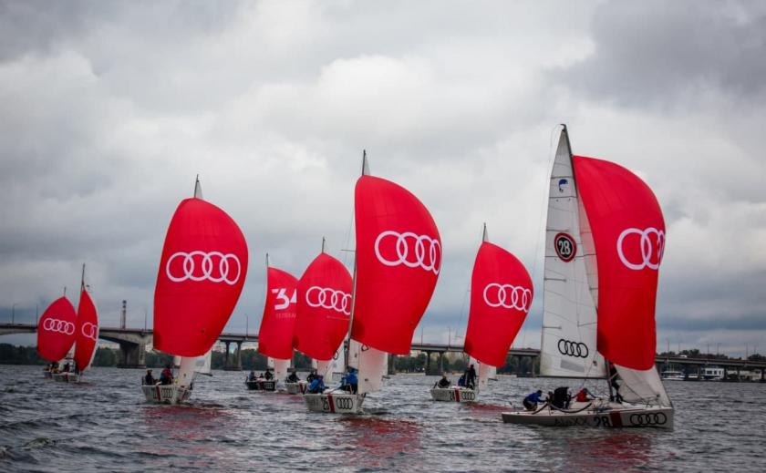 Яхтсмены из Днепра и Запорожья взяли «золото» и «бронзу» на кубке Profi Trophy