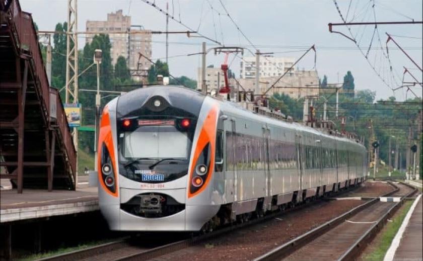 «Укрзалізниця» возобновила курсирование поезда «Киев-Перемышль»