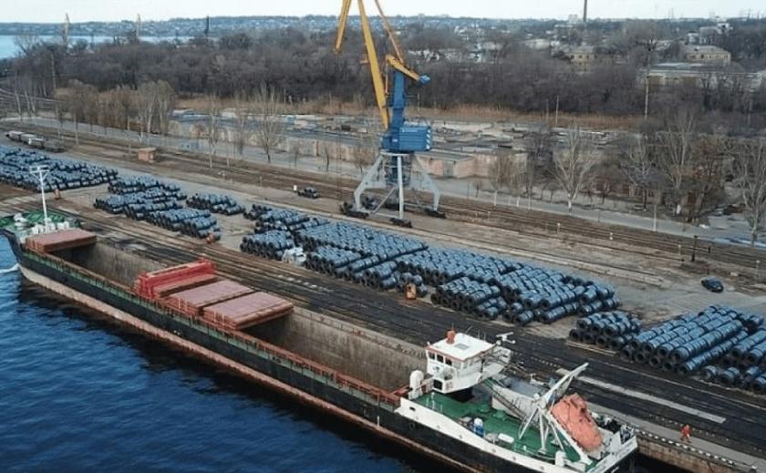 Речные перевозки металлопродукции речным транспортом упали на 22,5%