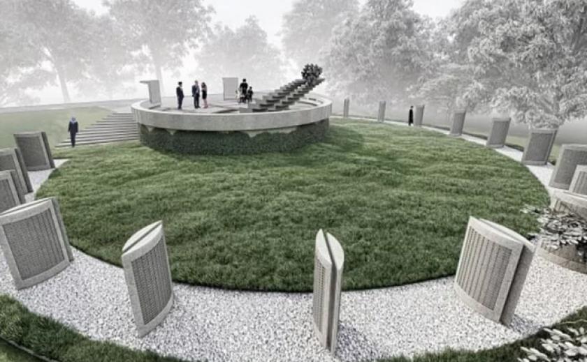 Еврейская община Днепра собирает пожертвования на мемориальный комплекс «Жертвам нацизма»