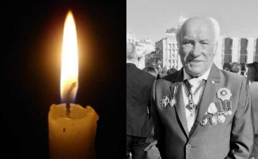 Умер экс-главврач больницы им. Мечникова, заслуженный врач Украины Владимир Павлов