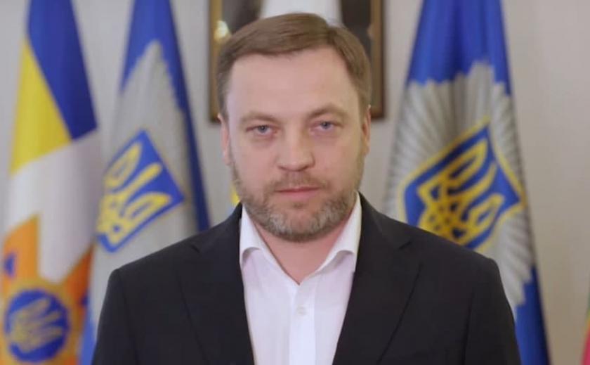 COVID-19 и поддельные сертификаты: министр МВД Денис Монастырский обратился к украинцам