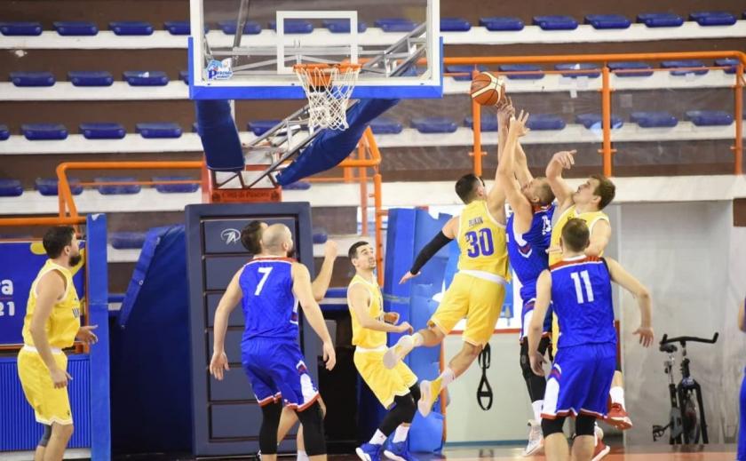 Баскетболисты Днепропетровщины в составе сборной выиграли дефлимпийский Чемпионат Европы