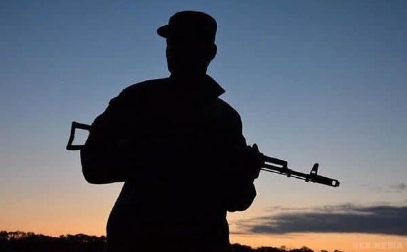 Месяц до «дембеля»: в Черниговской области застрелился военнослужащий из Днепропетровской области