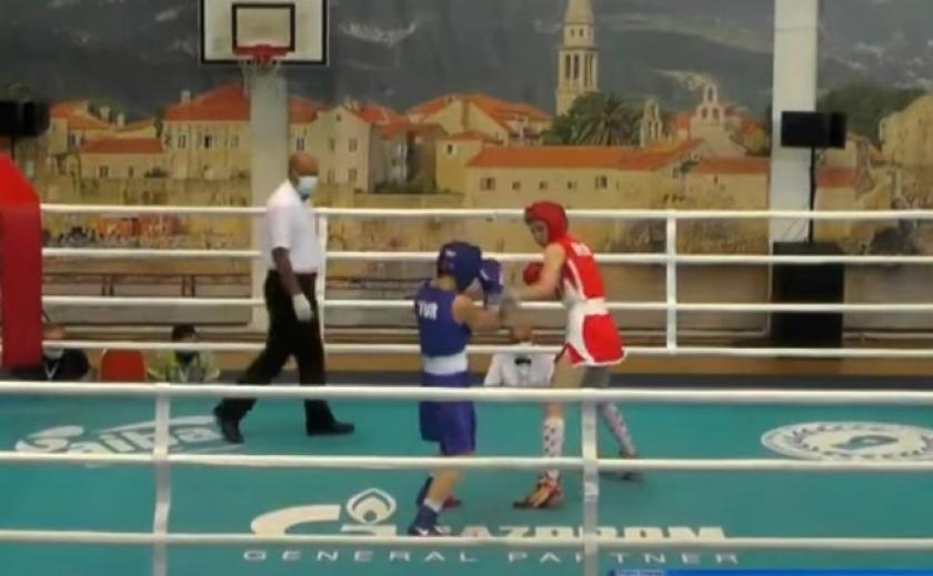 Боксерша Ирина Мельник с Днепропетровщины завоевала «бронзу» на Чемпионате Европы U18