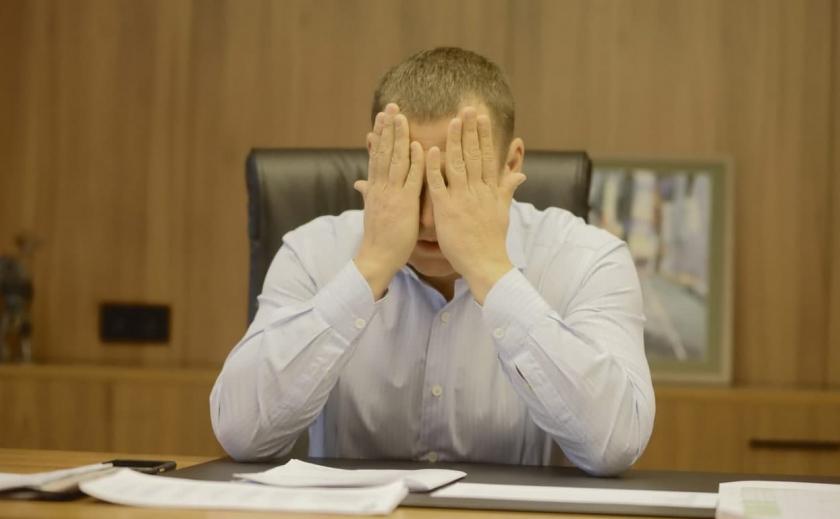 В Днепре подрядчик, занимавшийся пиаром мэра Бориса Филатова, попался на преступлении