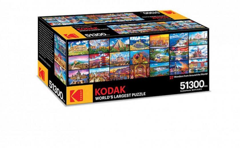 Забытая фирма Kodak подыграла украинскому Кабмину