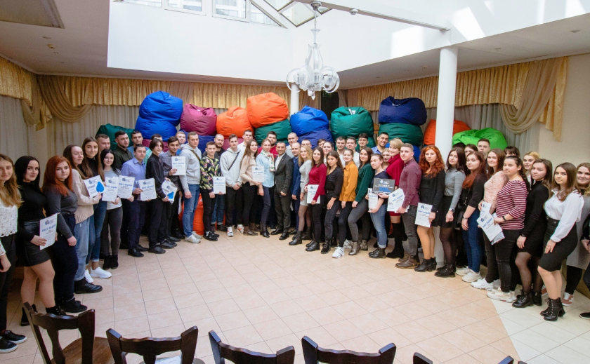 Студенты Днепра провели 70 мероприятий ФОТО