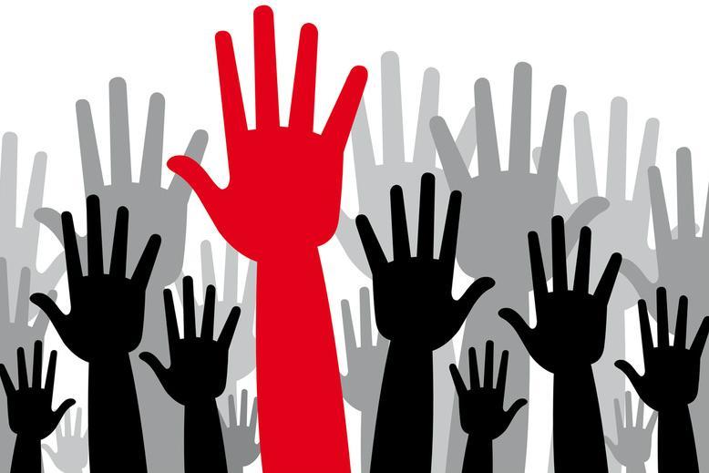 Двести предпринимателей Днепра в знак протеста свернули торговлю ФОТО