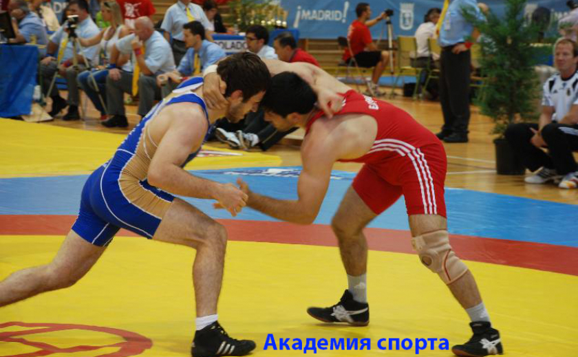 Академия спорта. Легенда вольной борьбы - о жизненном пути и достижениях